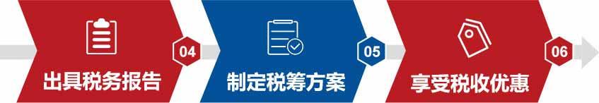 出具税务报告-制定税筹方案-享受税收优惠